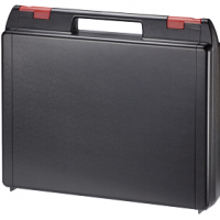 ABS Koffer Schwarz