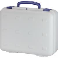 Doppelwandiger Kunststoffkoffer